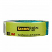 3M 2060A Masking Tape for Hard-to-Stick Surfaces - Green 24mmx50m