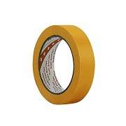 3M 244 Masking Tape, 24 mm x 50 m, Gold
