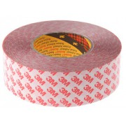 3M 9088 Double-Sided Tape Extra Sticky Pet 100mmx50m