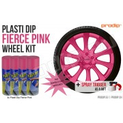 Fierce Pink Wheel Kit