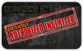 Authorized Prodip Installer