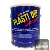 Plasti Dip Spray Gallon Aluminium Mat