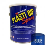 Plasti Dip Spray Gallon Flex Blue Mat