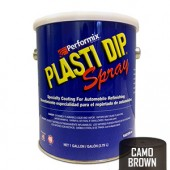 Plasti Dip Spray Gallon Camo Brown Mat