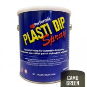 Plasti Dip Spray Gallon Camo Green Mat