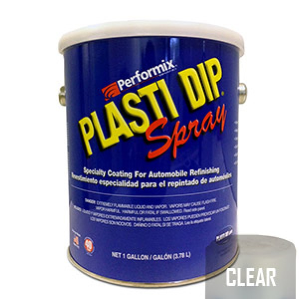 Plasti Dip Spray Gallon Clear Mat