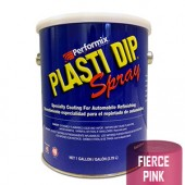 Plasti Dip Spray Gallon Fierce Pink Mat