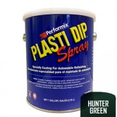Plasti Dip Spray Gallon Hunter Green Mat