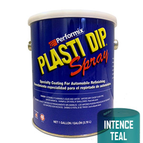 Plasti Dip Spray Gallon Intense Teal Mat