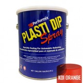 Plasti Dip Spray Gallon Koi Orange Mat