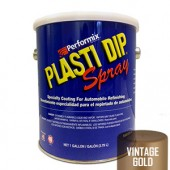 Plasti Dip Spray Gallon Vintage Gold Mat