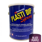 Plasti Dip Spray Gallon Fluorescent Purple Mat
