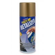 Plasti Dip Spray Can Bright Gold Metalizer