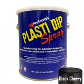 Plasti Dip Spray Gallon Black Cherry Mat