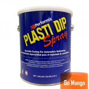 Plasti Dip Spray Gallon Go Mango Mat