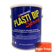 Plasti Dip Spray Gallon Hugger Orange Mat
