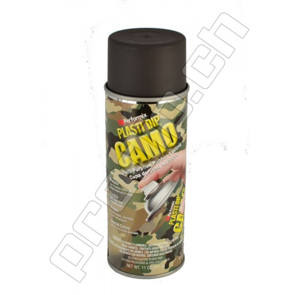 Plasti Dip Spray Can Camo Brown Mat