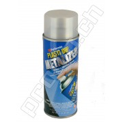 Plasti Dip Spray Can Silver Metalizer