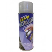 Plasti Dip Spray Can Bright Aluminium Metalizer